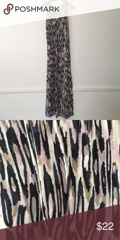 Animal Print Maxi So comfy & effortless. Stretchy soft material. Requests to model will be ignored. Nordstrom Dresses Maxi