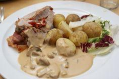 Opskrift på Fyldt svinemørbrad - Find lette opskrifter til at lave god mad