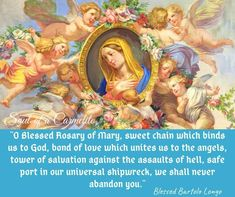 Rosary Quotes, Giving Thanks To God, Holy Rosary, Pray For Us, Blessed Virgin Mary, Roman Catholic, Faith, Wisdom, Painting