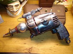 Buff Blaster by Tinkerbots, via Flickr