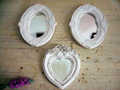 Personalize seu kit de espelhos ou molduras! www.compotaderenda.iluria.com