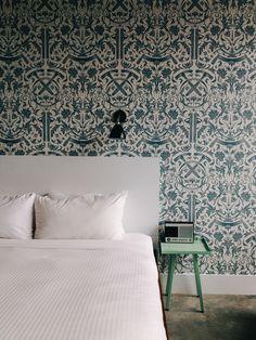 Portfolio | Alice Gao Photography | Wallpaper | Bedroom
