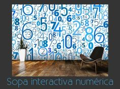 Entrena tus neuronas con esta sopa de números