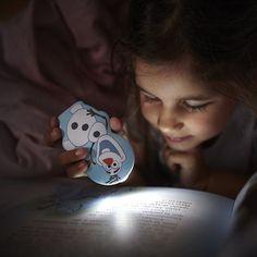 Süße Disney Frozen Taschenlampe