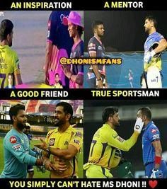 India Cricket Team, World Cricket, Cricket Sport, Icc Cricket, Ms Dhoni Profile, Dhoni Captaincy, Crickets Funny, Cricket Poster, Dhoni Quotes