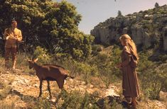 Manon of the sources Manon Des Sources, Emmanuelle Béart, Yves Montand, France 4, European Summer, Movie Quotes, Witchcraft, Westerns, Culture