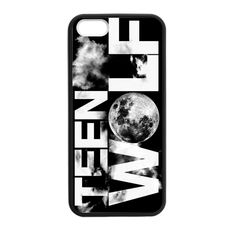 CaseCoco:Teen Wolf Moon Case for iPhone 5/5s ID:2260-4237
