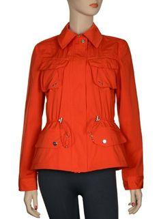 Lauren By Ralph Lauren Laurie Ski Red Zip Front Mock Neck Jacket Ralph Lauren. $79.99