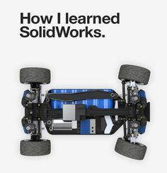 How I learned SolidWorks. (Honda N2) — Minimally Minimal