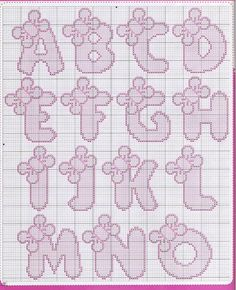 Cross Stitch Letters, Cross Stitch Baby, Cross Stitch Samplers, Counted Cross Stitch Patterns, Cross Stitch Charts, Cross Stitching, Cross Stitch Embroidery, Plastic Canvas Crafts, Plastic Canvas Patterns