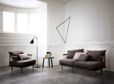 10 Easy Pieces: The New Nordic Sofa: Remodelista