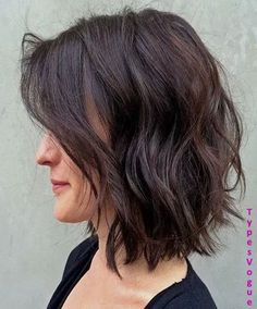 Thinking about bob Haircut for 2018? Take the inspiration from Hollywood stars with the best bob haircuts job for our user. Dark Bob Haircuts with Chocolate waves is looks different haircuts from others. if you have dark hair color then you should need to check these latest ideas to to give you different looks in 2018.