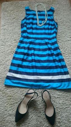 Maritimes Sommerkleid von Tommy Hilfiger