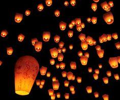 Lámparas de Cantoya *-*