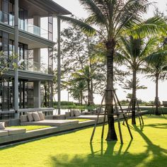 Gallery of BMK – BAAN MAI KHAO / seARCHOFFICE - 11 Landscape Architecture, Landscape Design, Architecture Design, Architectural Elements, Design Firms, Design Projects, Facade, Exterior, Gallery