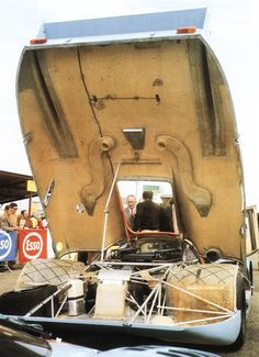 24 Heures du Mans 1971-  Porsche 917 LH 917/045  John Wyer Automotive Engineering  Jo Siffert  Derek Bell