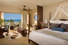 The breathtaking accommodations at Secrets St. James Montego Bay!