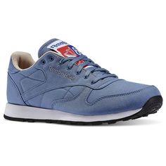 652376592d8d28 Reebok Men s Classic Leather Gum Shoes
