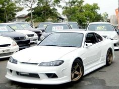 Used Nissan Silvia 1999 for sale on tradecarview - Japanese used cars online market | Silvia S15 for US$33,809 from IAA Co.,LTD | Japanese used cars - tradecarview | 17985416 Japanese Sports Cars, Japanese Used Cars, Nissan S15, Silvia S15, Used Cars Online, Used Toyota, Nissan Silvia, Four Wheel Drive, Car In The World