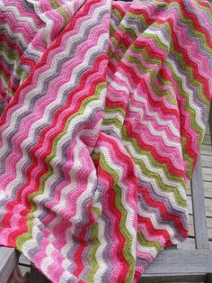Sofia's blanket by MiA Inspiration, via Flickr