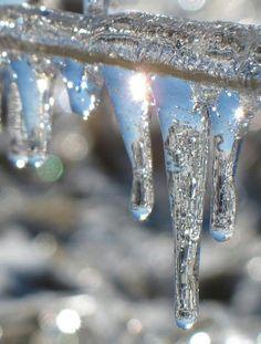 It's a beautiful world! - Under a Winter's Spell - It& a beautiful world! I Love Winter, Winter Day, Winter White, Winter Season, Winter Christmas, Snow And Ice, Fire And Ice, Winter Schnee, Winter Magic