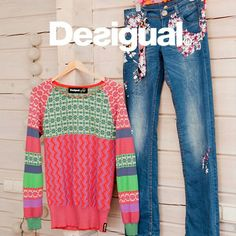 Desigual - I love this brand!