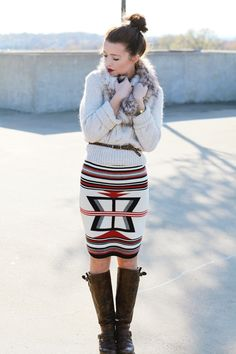 Great skirt!