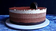 Mousse torta: csoki hátán csoki - Mom With Five Cake & Co, Sorbet, Cake Cookies, Mousse, Panna Cotta, Cupcake, Cheesecake, Food And Drink, Yummy Food