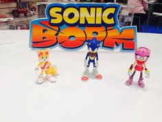 Sonic NEWS: Who wants a first look at the Sonic Boom toy line? Read more here: http://www.sonicstadium.org/2014/02/sonic-boom-first-look-at-the-toy-line/