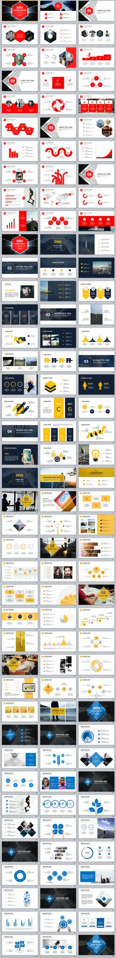4 in 1 company year cool introduction PowerPoint templa on Behance #powerpoint #templates #presentation #animation #backgrounds #pptwork.com #annual #report #business #company #design #creative #slide #infographic #chart #themes #ppt #pptx #slideshow