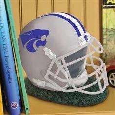Kansas State Helmet Bank