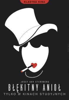 Der blaue Engel movie poster