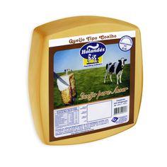 Ideal para churrascos, o Queijo Coalho Holandês fica delicioso quando derretido na brasa. Trata-se de um queijo com textura macia e muito saboroso, que vem nas opções peça inteira ou em palitos prontos para assar. Sua consistência única faz com que fique tostadinho sem grudar na grelha ou se desintegrar.