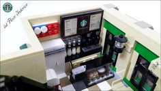 Hello.  Introducing Starbucks cafe modular. The following is a summary work.    ■ Summary Theme : Starbucks Cafe Modular -Size : 255(W) X 335(H) X 255(D) -Weight : 2.6kg  ...