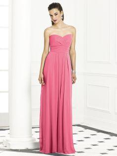 MODELBRIDE - After Six Bridesmaids Style 6669, $207.40 (http://www.modelbride.com/after-six-bridesmaids-style-6669/) #bridesmaiddress  #pinkbridesdress