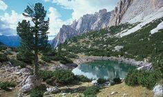 Dolomites Hut to Hut Hiking Tour - 5 days, no tent needed.