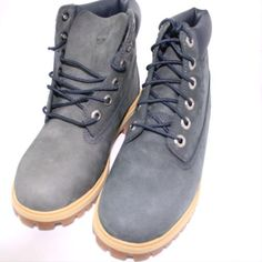 imperfect kids timberland navy 6 inch classic boot boys youth