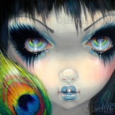 Jasmine Becket-Griffith Art