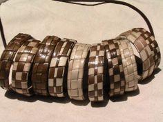 Handwoven Lauhala Bracelets