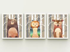 Check out this item in my Etsy shop https://www.etsy.com/listing/506225041/nursery-printable-set-of-3-wall-art-baby