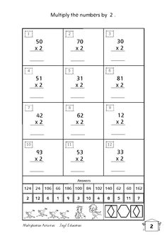 Printable Math Times Tables Worksheet | Times Table | 6 times tables ...