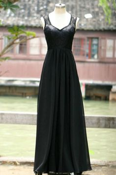 Charming Prom Dress,Long Prom Dress,Sexy Prom Dress,Black Evening