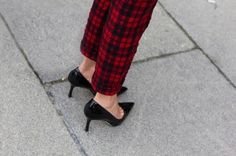 Check on heels