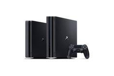 La PS4 Slim et la PS4 Pro, les deux nouvelles consoles de Sony pour l'année 2016 - http://www.jeuxvideo.org/2016/09/la-ps4-slim-et-la-ps4-pro-les-deux-nouvelles-consoles-de-sony-pour-lannee-2016/