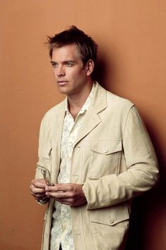 Michael Weatherly, so charming