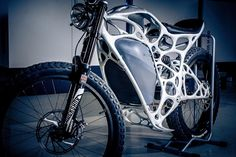 Airbus unveils the first 3D printed motorcycle - Ooruni