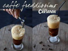 Caffè Cartapani freddissimo