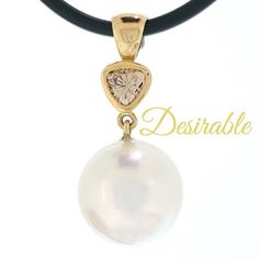 No other words needed. #pearls #pearljewellery #desirable