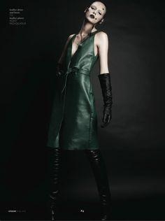 CREEM MAGAZINE:    Fashion styling:  Deborah Ferguson, Judy Inc