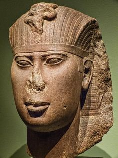 Amasis II or Ahmose II was a pharaoh (reigned 570 BCE – 526 BCE) of the Twenty-sixth dynasty of Egypt, the successor of Apries at Sais. He was the last great ruler of Egypt before the Persian conquest. Ancient Egyptian Artifacts, Ancient History, Tudor History, Asian History, Black History, British History, Egypt Concept Art, African Origins, Strange History